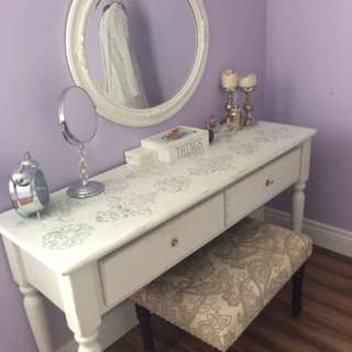 Vanity Table (mirror optional)