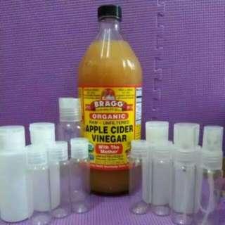 Bragg Apple Cider Vinegar Share In Bottle 60 Ml
