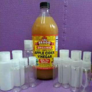 Bragg Apple Cider Vinegar Share In Bottle 30 ML