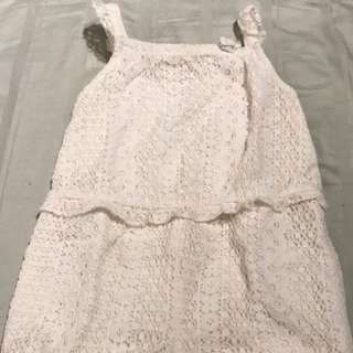 Lacey Onesie From H&m