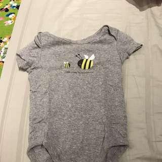 Baby Gap Onesie (6-12 Months)
