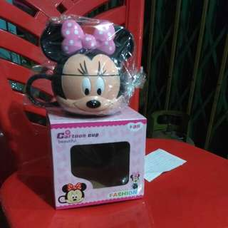 Minnie's Mouse Glass