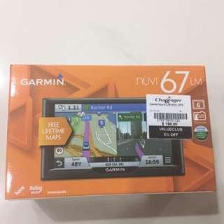Garmin Nuvi 67 LM GPS
