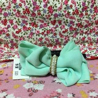 韓版多層珠珠發夾
