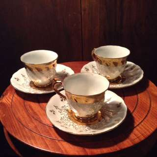 Gold Crown Fine China