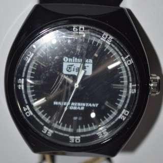 Onitsuka Tiger Watch (Black)