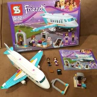 LEGO FRIENDS - Private Jet