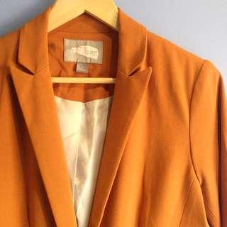 Tan Brown Jacket / Blazer / Coat