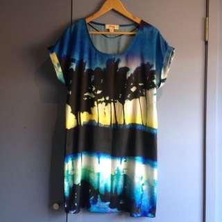Dress - Summer / Tropical - Kenji