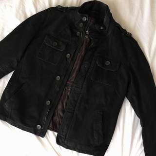 Danier Sueded Leather Jacket