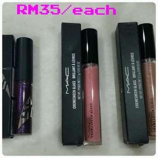 Lip Gloss By MAC