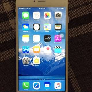 iPhone 6s Plus 16gb Unlocked Gold