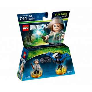 LEGO Dimensions 71257 Fun Pack: Fantastic Beasts And Where To Find Them