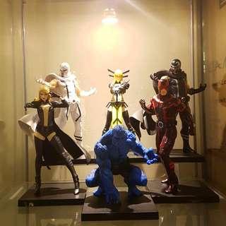 Kotobukiya Marvel Now X-men Set Of 6