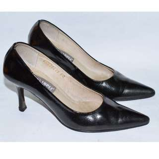 RUSTY LOPEZ Genuine Leather Heels