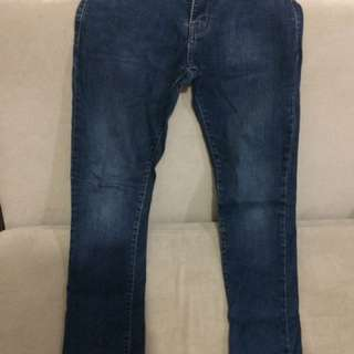 Celana Jeans Cardinal Girl Skinny Size M