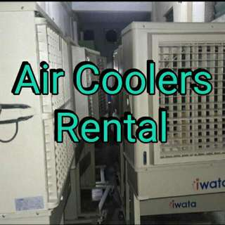 Iwata Air Coolers for Rent