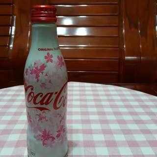 日本可口可樂櫻花瓶限定版
