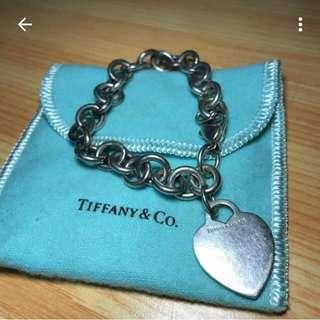 (降價!)正品tiffany&co手鏈