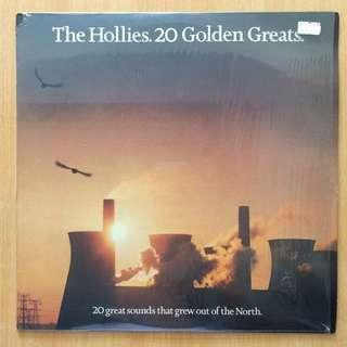 The Hollies vinyl 黑膠