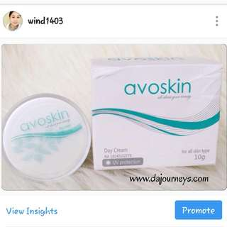 Avoskin Day Cream