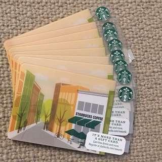‼️SALE‼️ Starbucks Cards