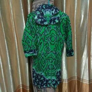 Baju Batik Blouse