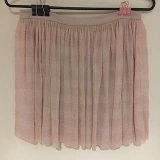 Forever New Pink Skirt
