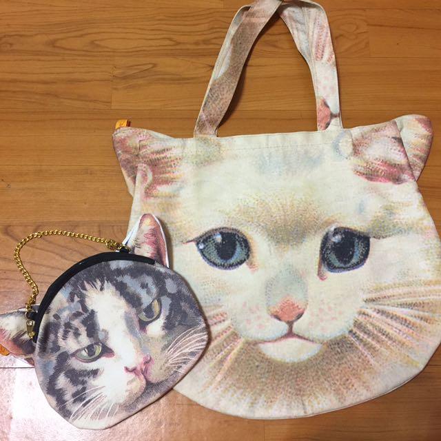 「搬家出清,只賣到4月底」日本雜誌贈品超可愛的貓咪包