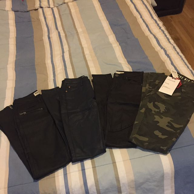 4 Pairs Of Skinny Jeans Absolute Bargain