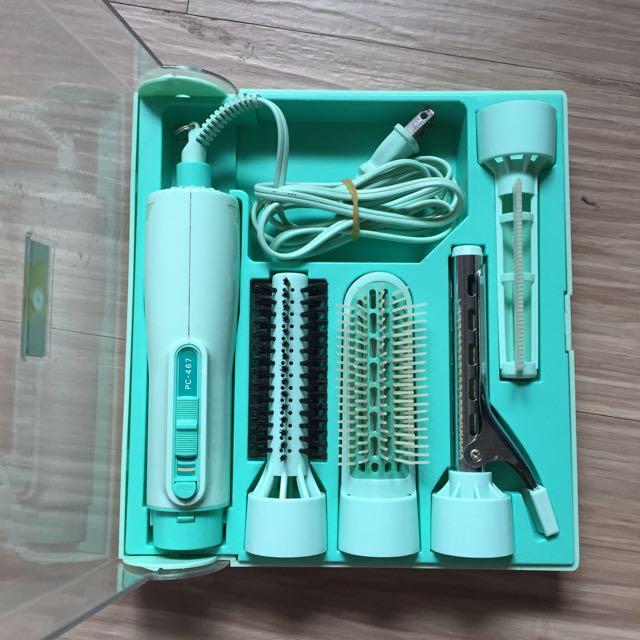 捲髮器 TIFFANY綠 薄荷綠