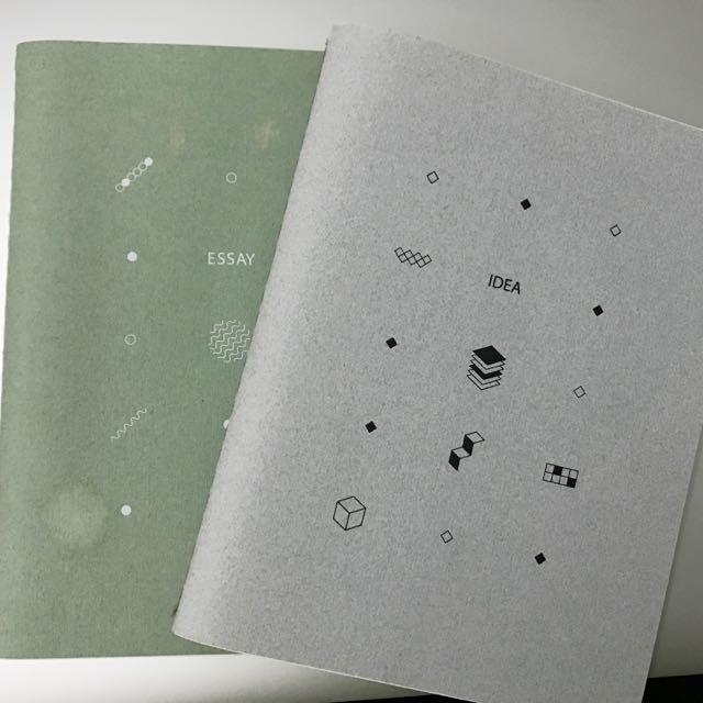韓國帶回設計師質感筆記本