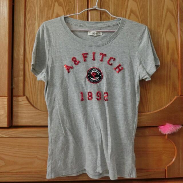 Abercrombie & Fitch  Af 短袖上衣