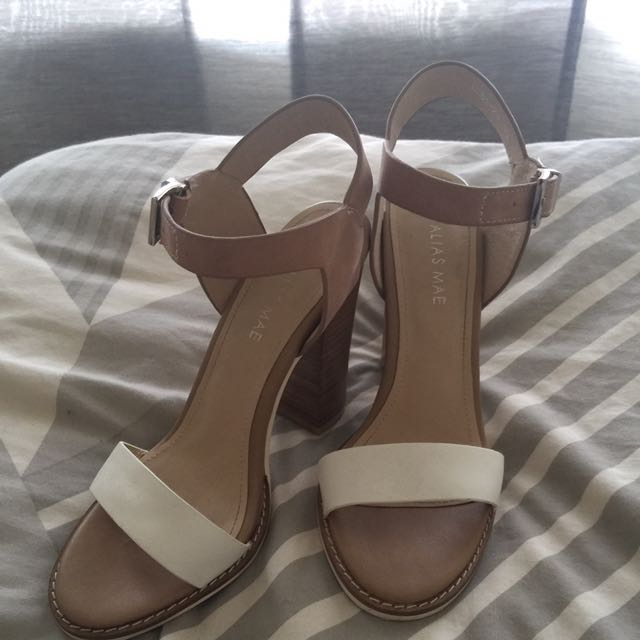 Alias Mae Heels