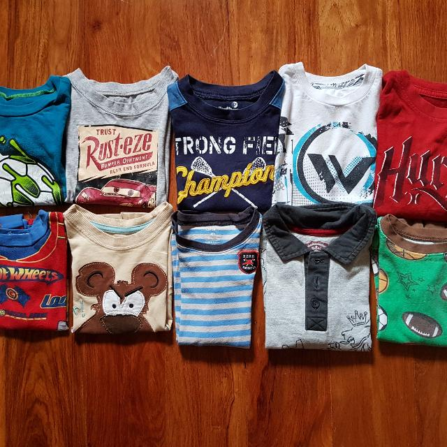 ALL USA BRANDED BOY CLOTHES (4 YRS OLD)