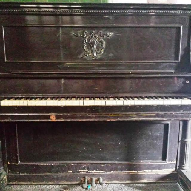 Antique Piano (109 Years Old)