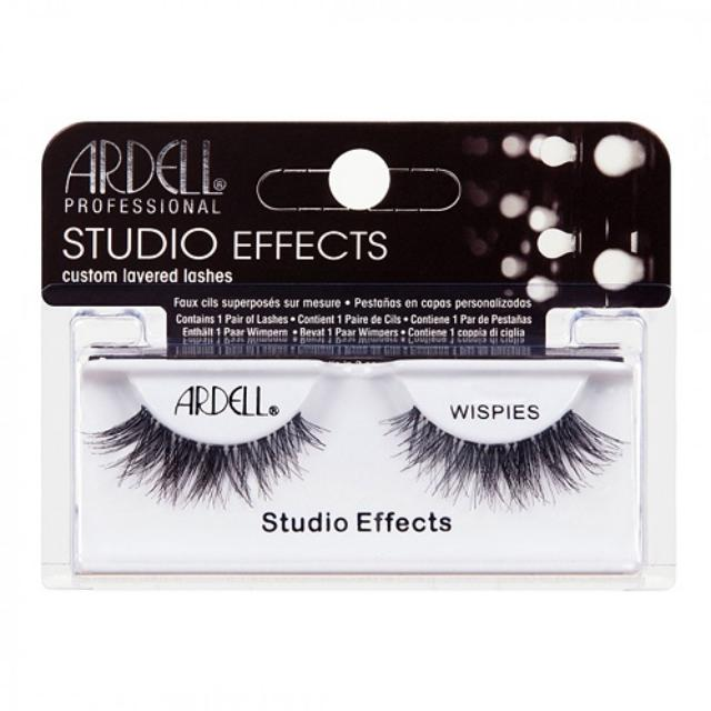 8dc7ce319a0 ARDELL Studio Effects Custom Layered Lashes WISPIES SGD 6.00 with free  normal mail, Health & Beauty, Makeup on Carousell