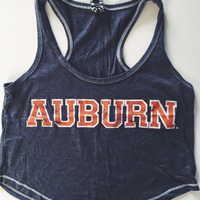 Auburn Summer Tank