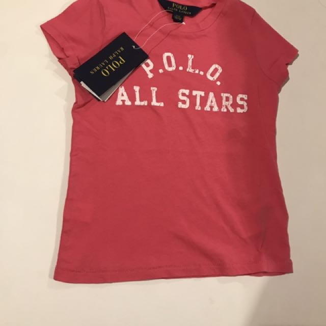 Authentic Ralph Lauren Shirt Size 3/3T & 4/4T