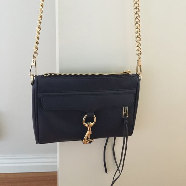 Authentic Rebecca Minkoff Crossbody Bag