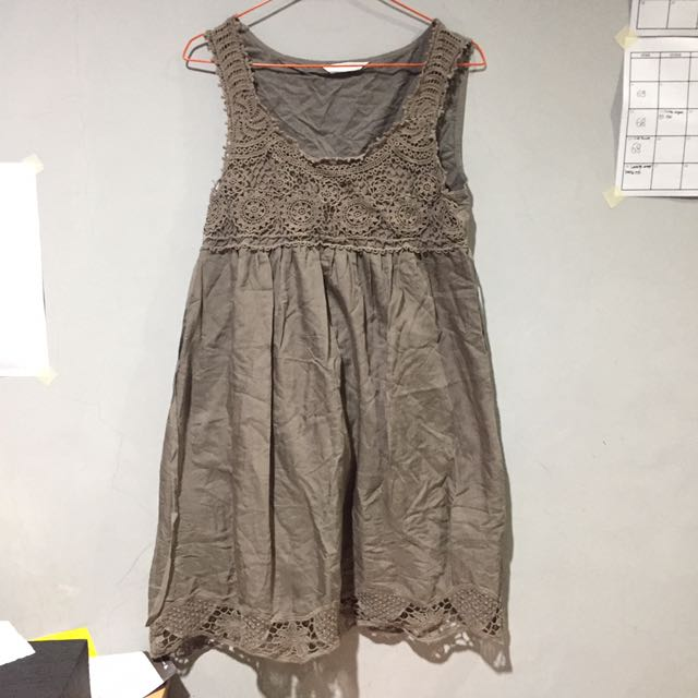 Babydoll Dress Promod