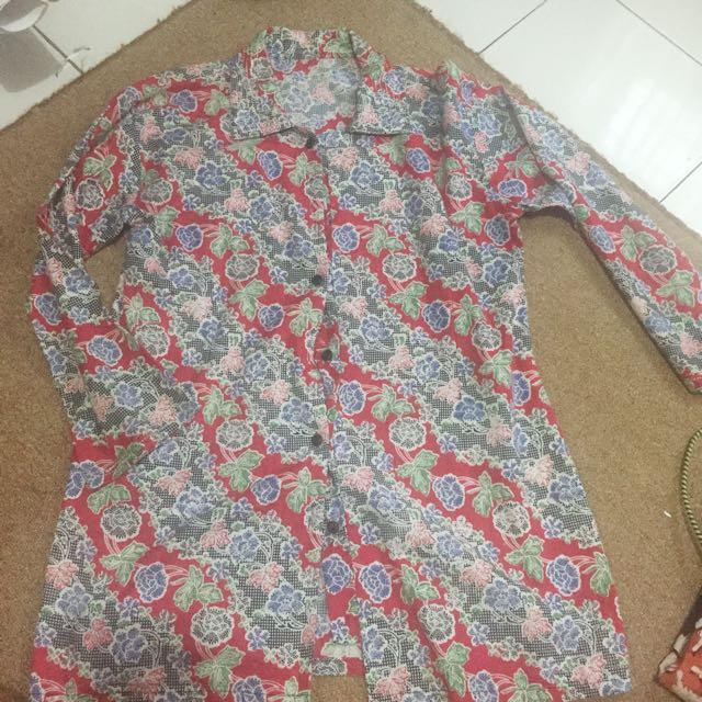 Batik Panjang