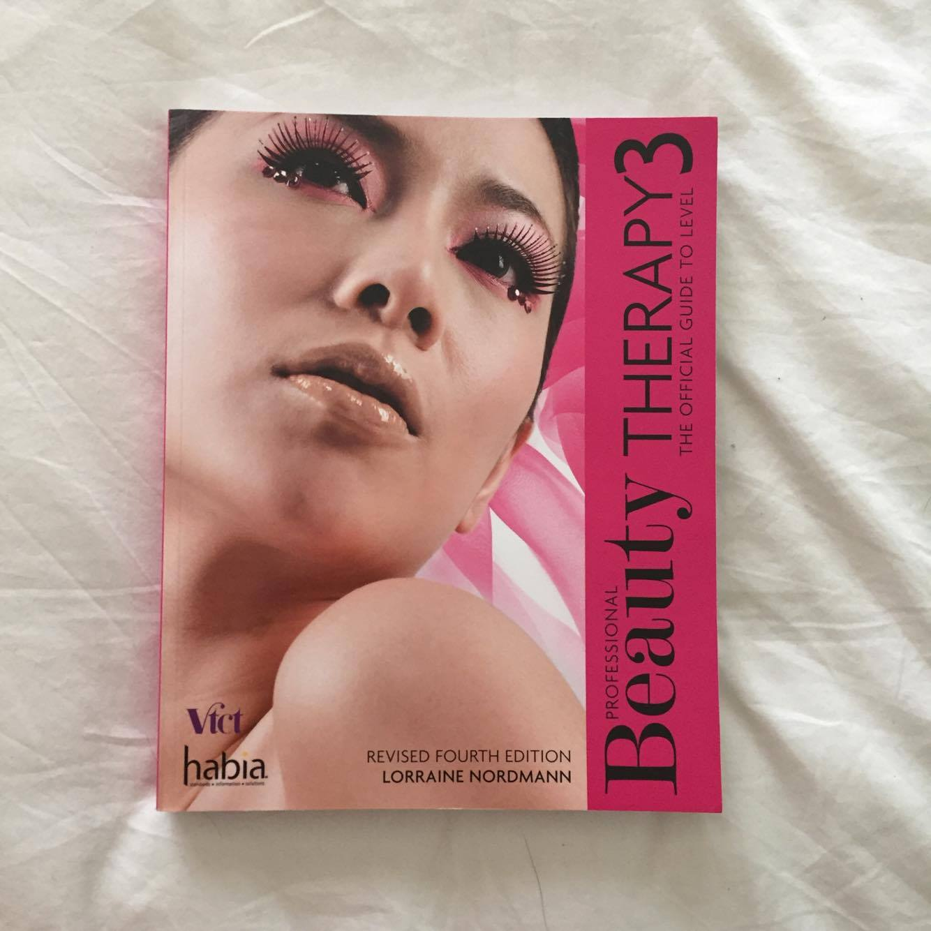 Beauty Therapy 3 - Beauty Textbook
