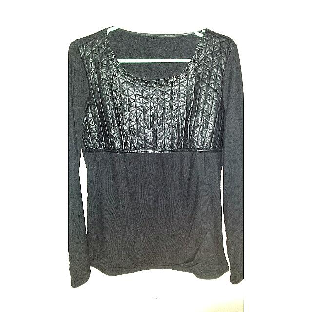 ✔REPRICED Black Long Sleeves