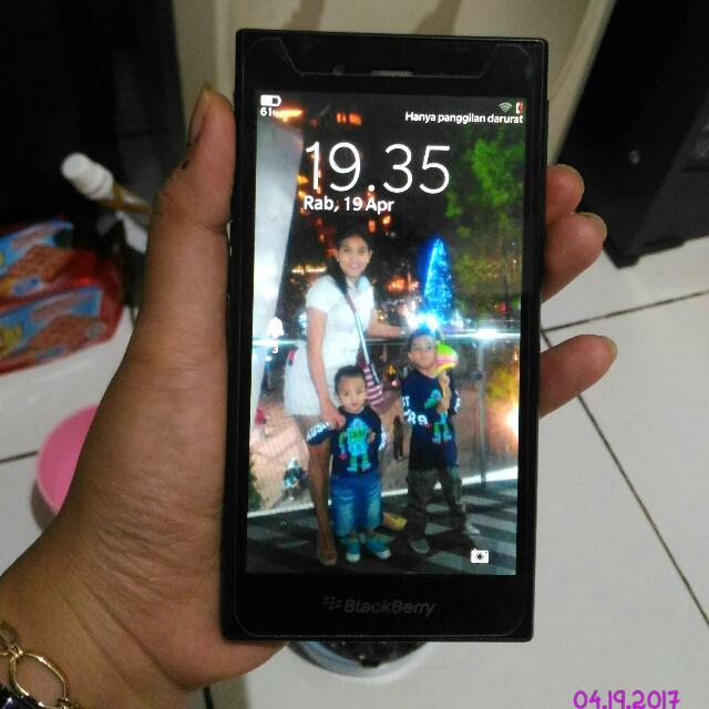 Blackberry Z3 Ram 1,5giga