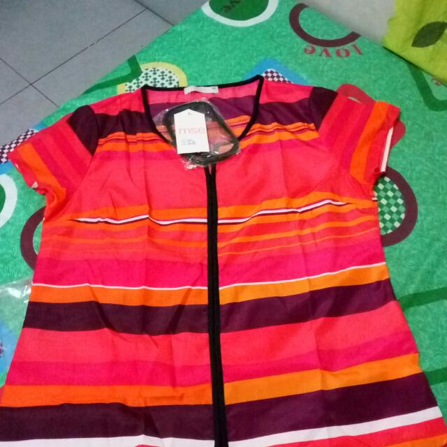 MSE Blouse XL