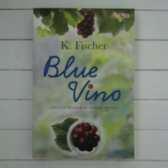Blue Vino