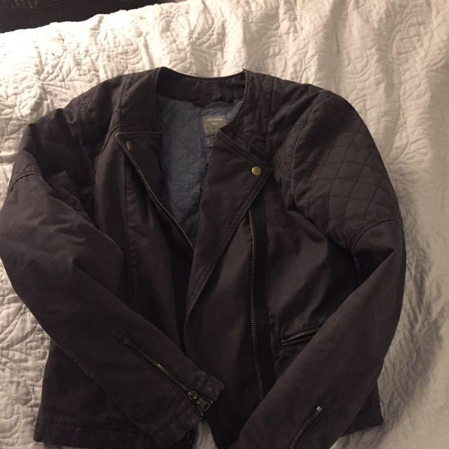 Bomber Style Jacket