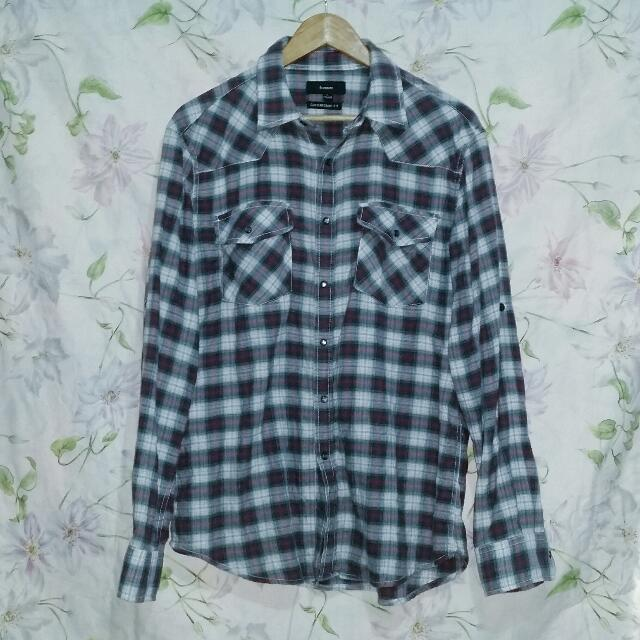 Bossini Flannel Shirt