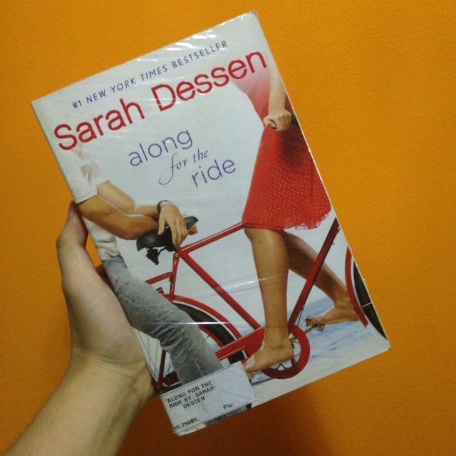 BRAND NEW Along for the Ride by Sarah Dessen